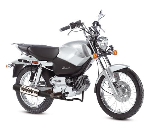 Tomos A55 Streetmate Moped Spare Parts Manual