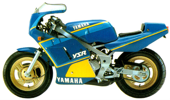 Shop By Make - Yamaha - Ysr50 - Page 1
