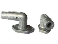 Morini M1 Motor Intake - 9mm