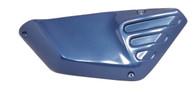 NOS Tomos Side Cover - Blue (Left Hand Side)