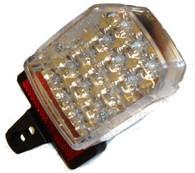 LED Moped Tail light