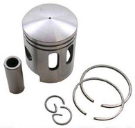 Tomos A35 Stock 38mm Piston Kit, Italkit