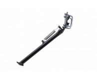 "Tomos Style Black Kickstand for Square swing arms.  9"" Long"