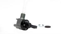OMG 10mm x 1mm Rear Flow,  Motobecane & Peugeot Moped Petcock -