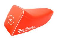 Honda Hobbit / Camino NOS Pole Position Moped Double Seat *Orange*