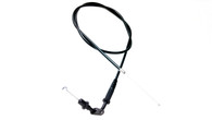 Tomos A55 Teflon Coated Throttle cable w/ guide