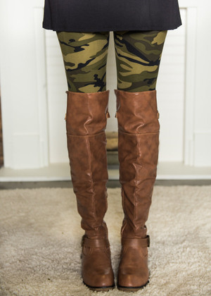 Hunter Camo Leggings