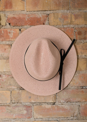 Special Occasions Hat Light Pink CLEARANCE