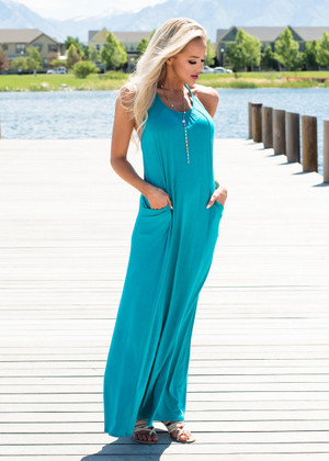 For the Love of a Maxi Seafoam