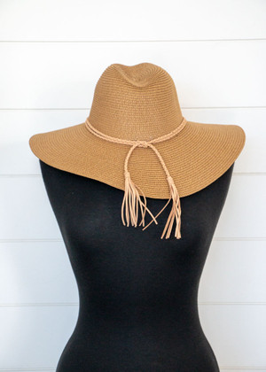 Down By The Banks Hat Tan