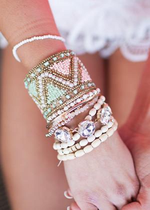 Stack Me Fancy Bracelet Set