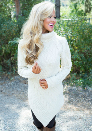 Perfectly Knit Sweater Top CLEARANCE