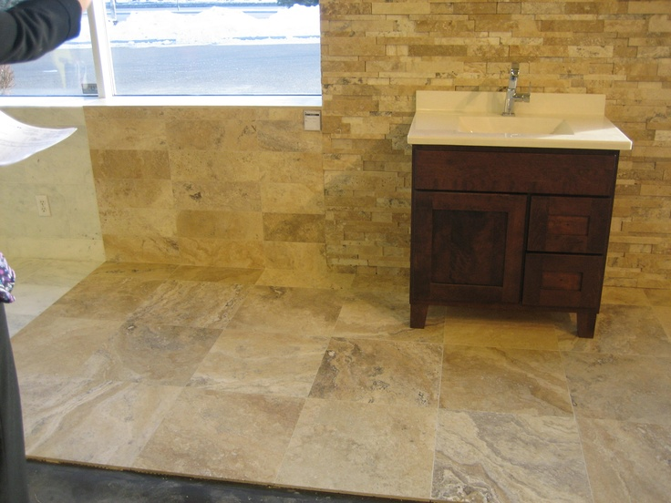 New Product Picasso Travertine Split Face Cambria Strips