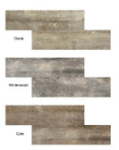 "Farmhouse Plank • 6"" x 24"" • Wood-Look Porcelain Tile"