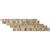 Noce Cambria Strips Split-Face Travertine