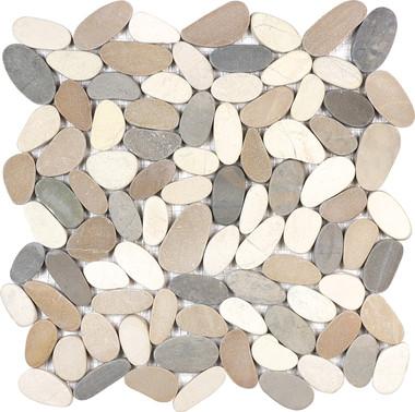 Zen Pebbles - Harmony Warm Blend Flat