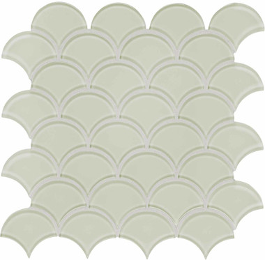 Bliss Element Sand Scallop Mosaics