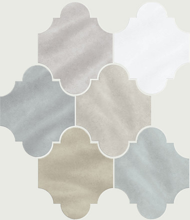 """Marlow Collection Palazzo Ceramic Wall Tile 5"""" x 6"""""""