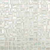 """VENUS • Moon Collection by Vidrepur • Recycled Mosaic 1"""" x 1"""" Glass Tiles"""