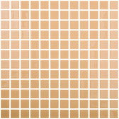 "BEIGE • Colors Collection by Vidrepur • Recycled Mosaic 1"" x 1"" Glass Tiles"