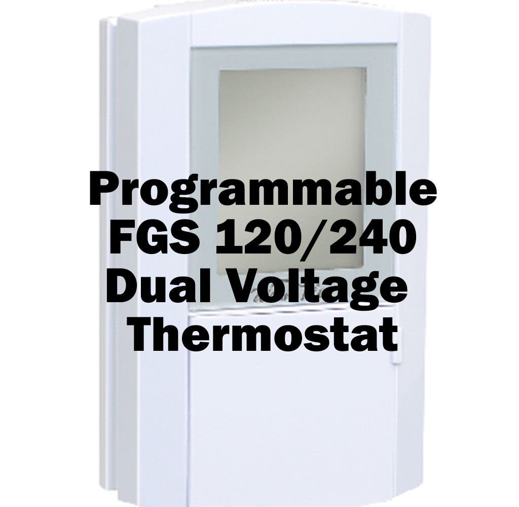 Warm Tiles Programmable Thermostat Gts 2 240 V Thermostat