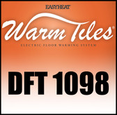 "120 V Cable Kit • DFT 1098 ""Silver"" • Warm Tiles • Heated Floors"