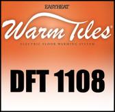 "120 V Cable Kit • DFT 1108 ""Black"" • Warm Tiles • Heated Floors"