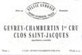 2016 Sylvie Esmonin Clos St. Jacques