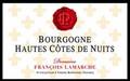 2016 Lamarche Hautes Cotes de Nuits Rouge