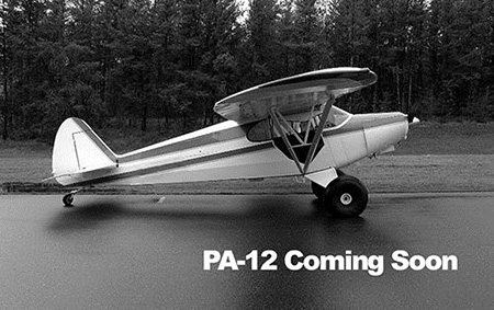 Super Cub PA-18 Airplane Kits | Experimental Aircraft Kits