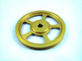 Lightened Rear Double Groove Trim Pulley