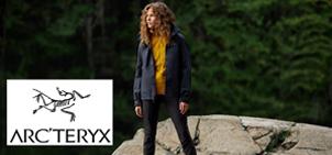 Arcteryx   only at Arthur James Clothing Company