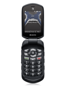 Kyocera DuraXE with Nationwide Enhanced Push-to-Talk