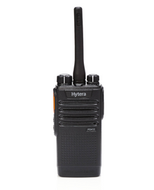 Hytera PD412 Digital DMR Portable 400-470mHz UHF 4-Watt Radio with RFID Reader
