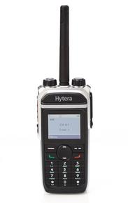 Hytera PD682G Digital DMR 400-527mHz UHF 4-Watt GPS Mandown Portable Radio
