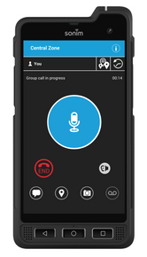Sonim XP8 with Nationwide Enhanced Push-to-Talk