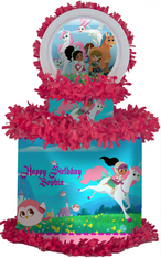 Nella The Princess Knight party pinata
