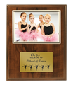 Budget Beater Cherry Photo Frame Plaque, 8 x 10 (2608-05)