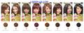 Bigen One Push Cream Color