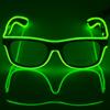 Laser Flashing Party Shades