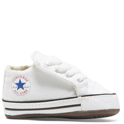 Converse Chuck Taylor All Star Cribster Canvas Colour Mid - White/Natural Ivory/White