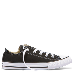 Converse Chuck Taylor All Star Junior Low Top - Black