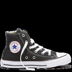 Converse Chuck Taylor All Star Junior High Top - Black
