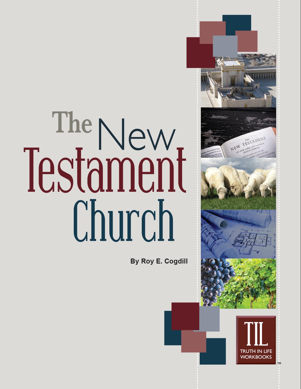 Workbooks christian workbooks for women : TIL The New Testament Church - CEI Bookstore / Truth Publications