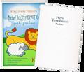 Baby Bible KJV New Testament - White