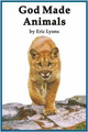 God Made Animals - Early Reader Level 2