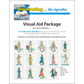 Discovering the Apostles Visual Aid Package
