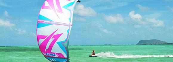 2015 Naish Alana Kiteboarding Kite