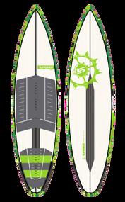 2018 Slingshot Tyrant Kite Surfboard