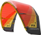 2018 Cabrinha FX Kiteboarding Kite Red